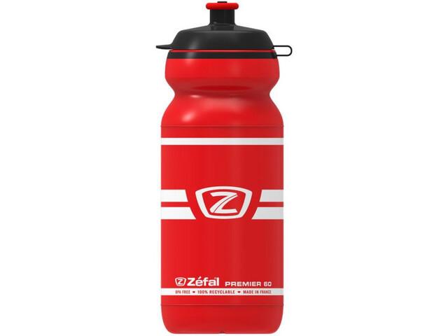 Zefal Premier Bidon Bidon de cyclisme, red